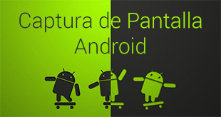 Captura de Pantalla Android